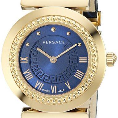 Versace Women's Blue Watch