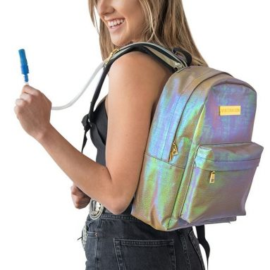 Vibedration Rave Hydration Backpack
