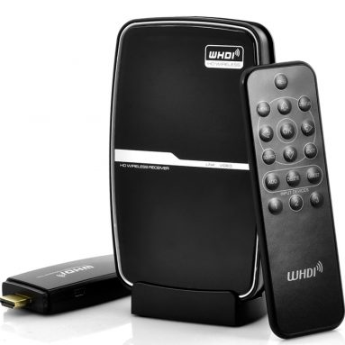 WHDI Wireless High Definition Video Transmitter and Receiver