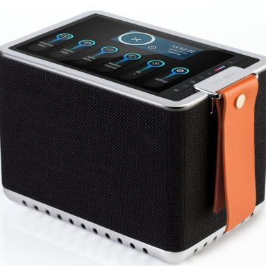 WIFI Internet Radio Bluetooth Speaker with 8″ High Definition Touchscreen