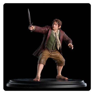 The Hobbit An Unexpected Journey Bilbo Baggins 1:6 Scale Statue