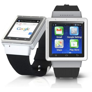 Watch 3G SmartPhone Android 4.4 Touch Screen WiFi GPS Unlocked