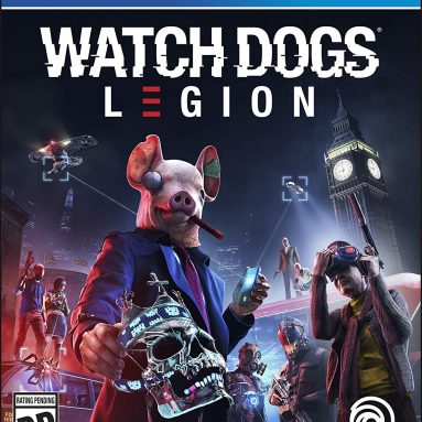 Watch Dogs Legion – PlayStation 4 Standard Edition