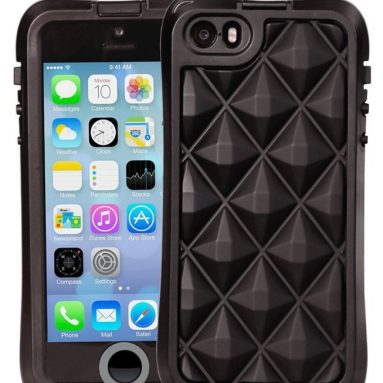 Water-Resistant Case with Air Cushion Design for iPhone 5/5S