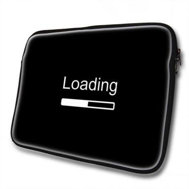 Waterproof Neoprene Zipped Laptop Sleeve / Case / Pouch