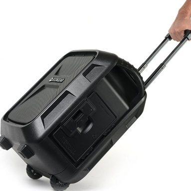Waterproof Portable Bluetooth/AM/FM Wireless 100W Speaker and PA system