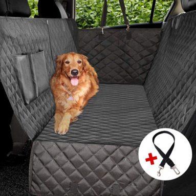 Waterproof Rear Double Seated Dog mat