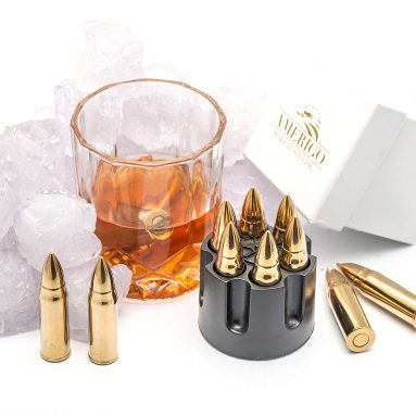 Whiskey Stones Bullets