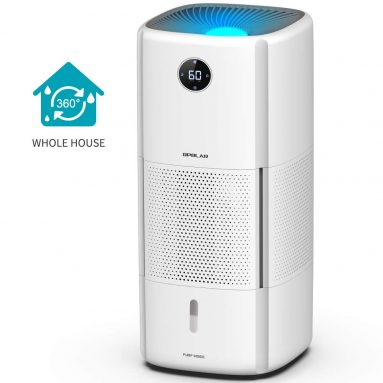 Whole-house Evaporative Humidifier