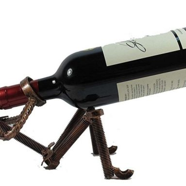 Wine Bottle Holder – Don Quixote Drinking