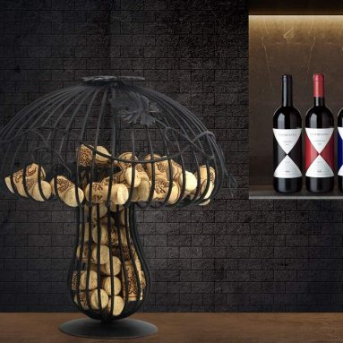 Wine Cork Holder Wine Stopper Holder