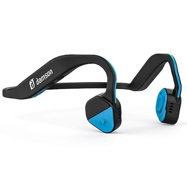 Wireless Bluetooth Bone Conduction Headphones with Built-in Microphone