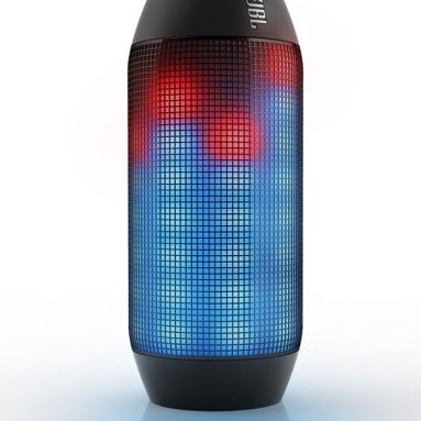 Wireless Bluetooth Speaker with LED Light Show