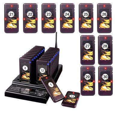 Wireless Calling System Restaurant