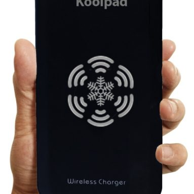 Wireless Charger Pad for All Qi Compatible Devices