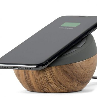 Wireless Charging Pad and Adjustable Stand