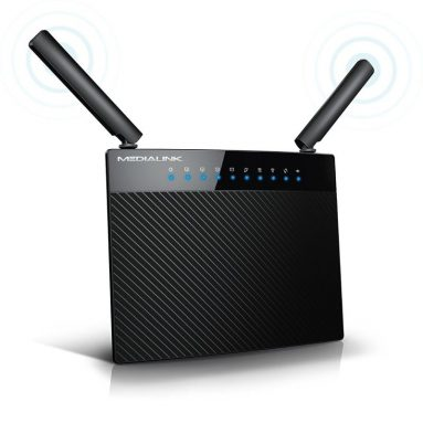 Wireless Gigabit Router – Gigabit Wired Speed & AC 1200 Mbps Combined Wireless Speed