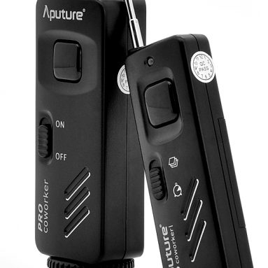 "Wireless Remote Shutter and Transmitter For Canon ""Aputure Pro Coworker"""