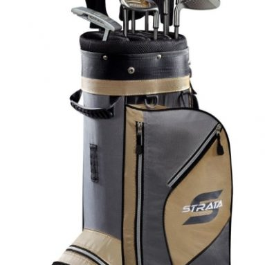 Women's Complete Golf Set with Bag