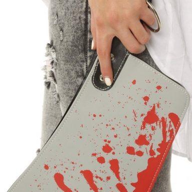 Women's Killin It Cleaver Clutch