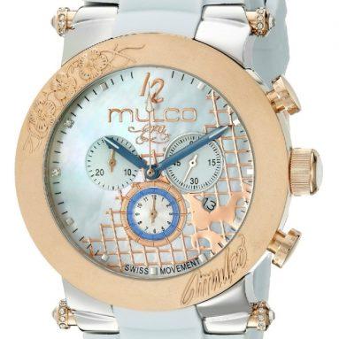 Women's Swiss Quartz Blue Watch