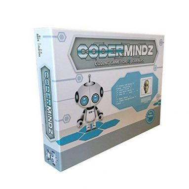 World's First Ever Board Game for Boys and Girls Age 6 and up That Teaches Artificial Intelligence and Computer Programming