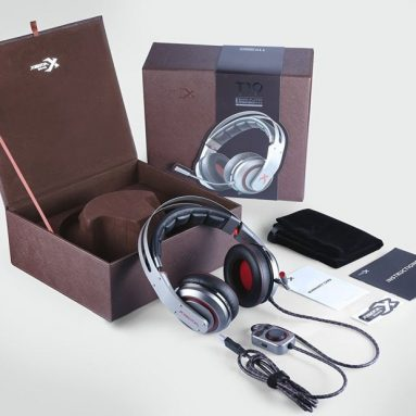 44% Discount: Gaming Headset 7.1 Virtual Surround Sound Over-ear Headphones
