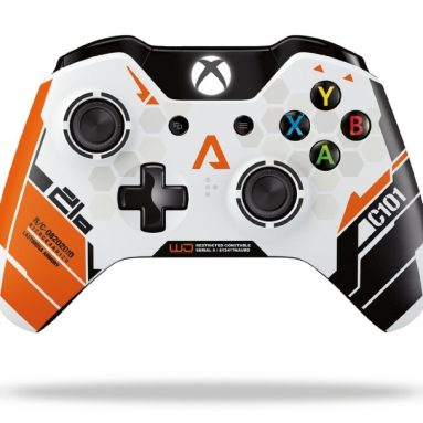 Xbox One Wireless Controller – Titanfall Limited Edition