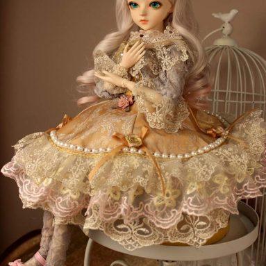 Y&D Children's Creative Toys 1/3 BJD Doll Full Set