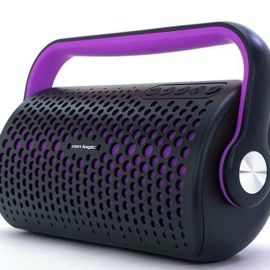 Zen Logic Bluetooth Stereo Boombox