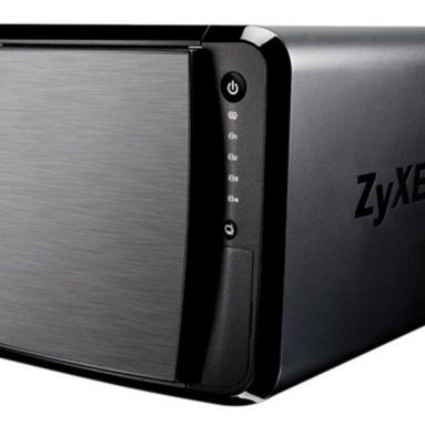 ZyXEL16TB Personal Cloud Storage [4-Bay] for Home