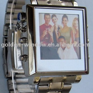 Digital mp4 watches