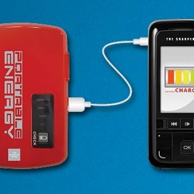 Portable Rechargeable Compact Energy Pak