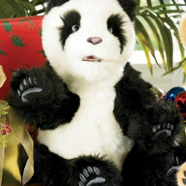 """Alive"" Panda"
