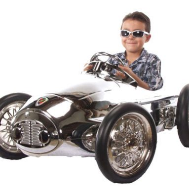 American Retro Classic Pedal Racer