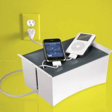 Techno box docking station