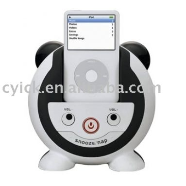 Audio System with Alarm Clock