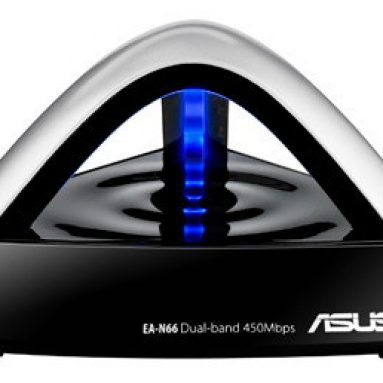 ASUS Dual Band N900 Ultra-Fast Wireless 3-In-1 Adapter