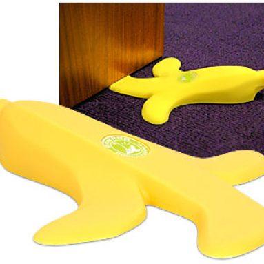 Banana Doorstop