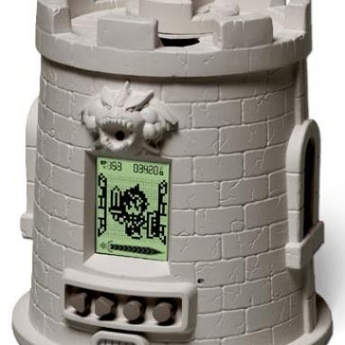 RPG Piggy Bank