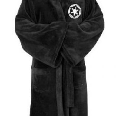 Star Wars Gallactic Empire Adult Fancy Dress / Bath Robe