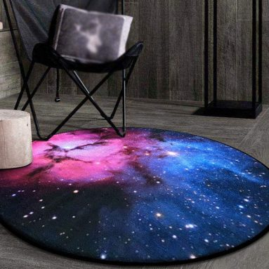 Bedroom coffee table mat
