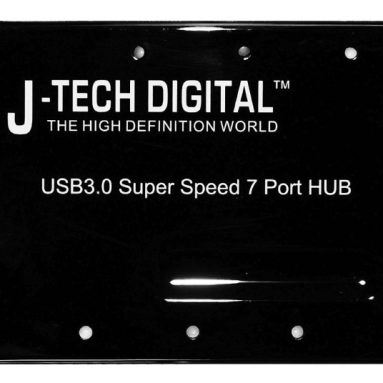 Premium Quality USB 3.0 7 port Hub with USB 3.0