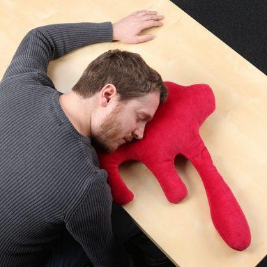 Bloodpool Pillow