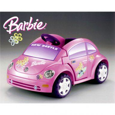 Barbie Volkswagen Beetle Ride-on