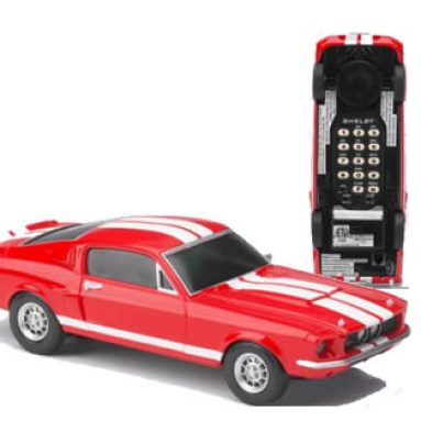 Shelby Mustang GT-500 Phone