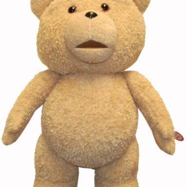 Ted 24″ Inch Clean Version Talking Plush Teddy Bear