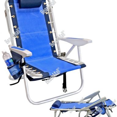 Ultimate Backpack Beach Chairs w/ cooler