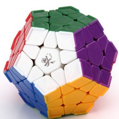 12-axis 3-rank Dodecahedron Magic Cube with Corner Ridges