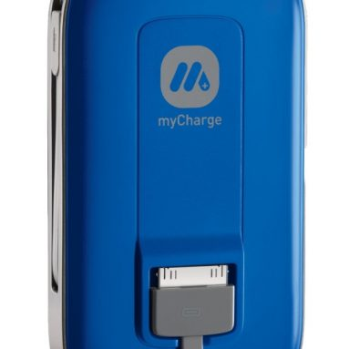 Blue Summit 3000 Blue Rechargeable Power Bank
